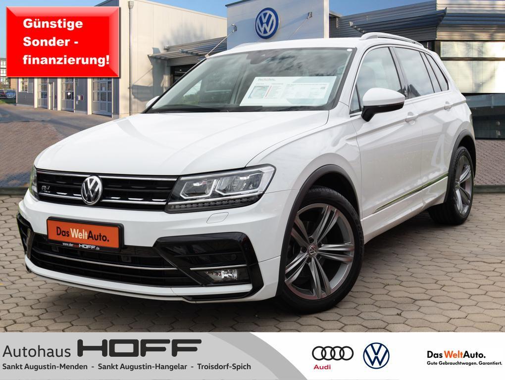Volkswagen Tiguan 1.4 TSI Sound R-Line-ext. LED Nav, Jahr 2017, Benzin