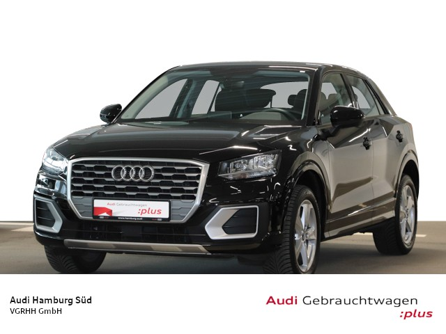 Audi Q2 1.0 TFSI sport NAVI/SITZHZG/BLUETOOTH, Jahr 2017, Benzin
