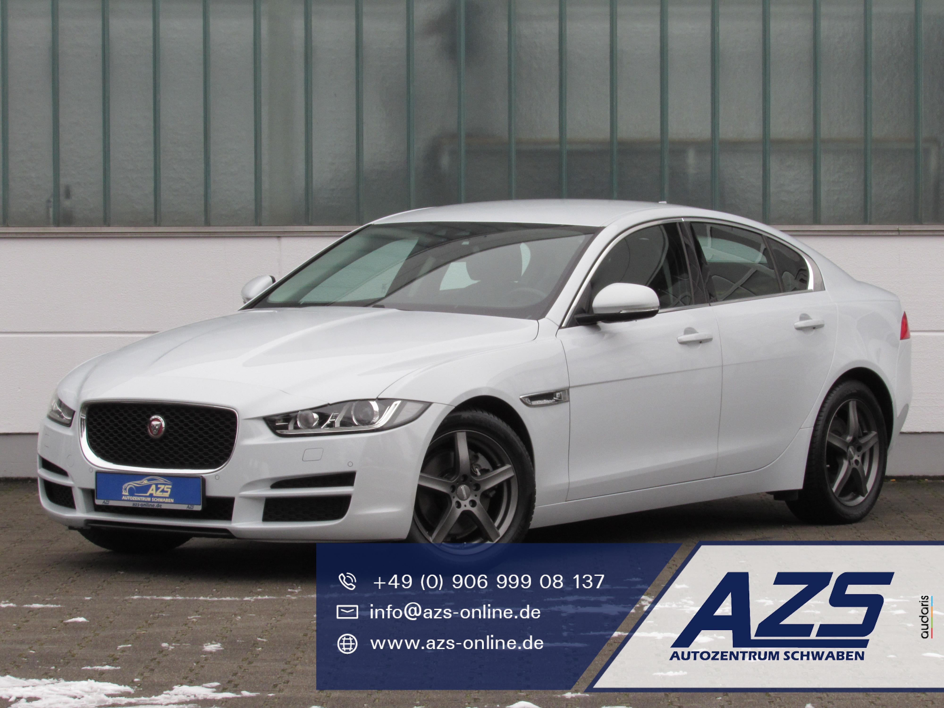 Jaguar XE 2.0d | Leder | AZS-SICHERER-ONLINE-KAUF, Jahr 2016, Diesel