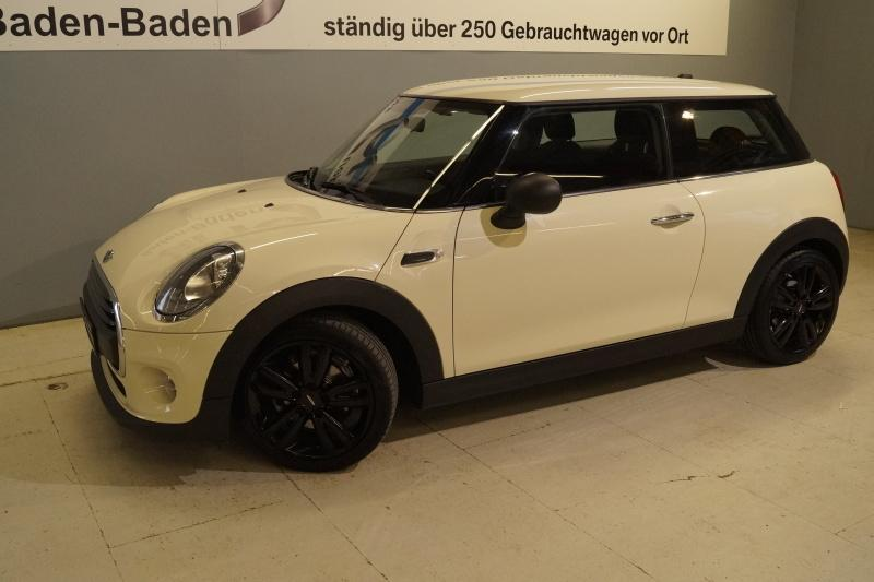 MINI One First Klima NSW, Jahr 2016, Benzin