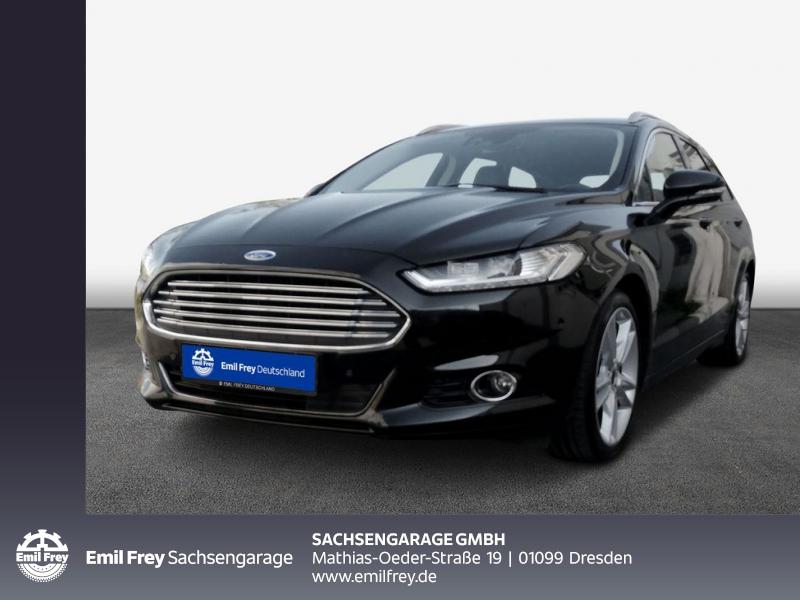 Ford Mondeo Turnier Titanium, 1.5 EB Aut. LED ACC Navi, Jahr 2017, Benzin