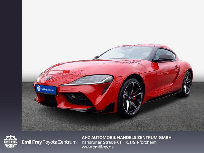 Toyota Supra GR 3.0 Legend Premium Paket, Jahr 2020, Benzin