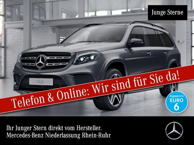 Mercedes-Benz GLS 500 4M AMG Exkl-Paket 360° Pano Harman COMAND, Jahr 2017, Benzin