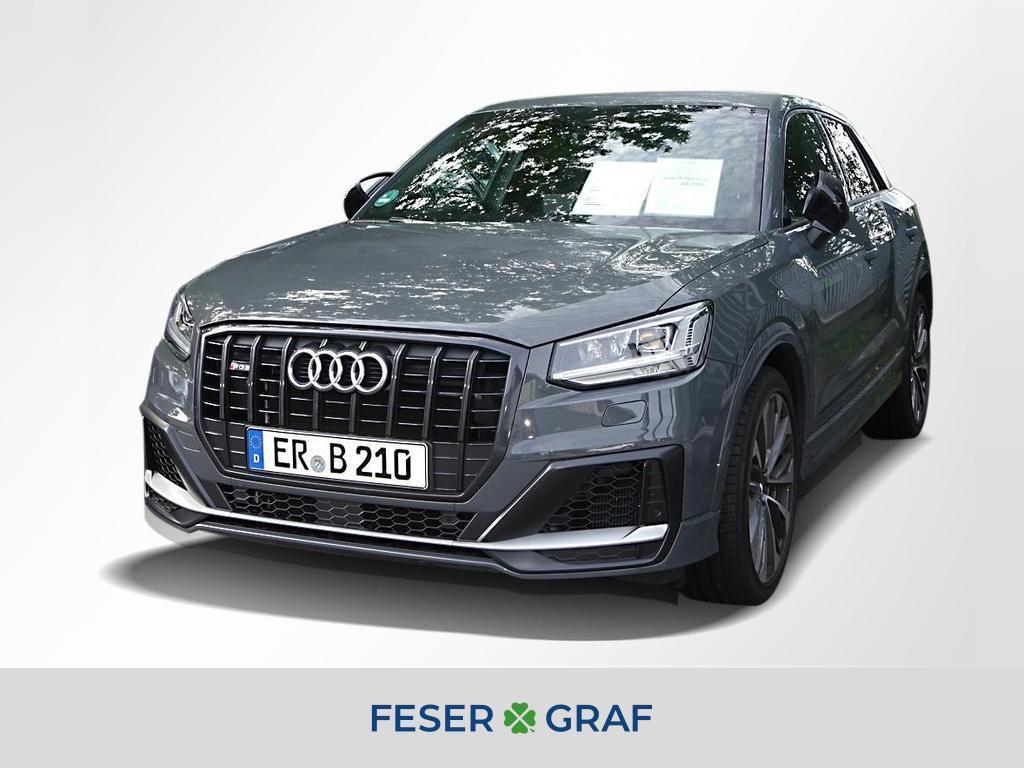 Audi SQ2 TFSI S-Tronic Navi LED, Jahr 2019, petrol