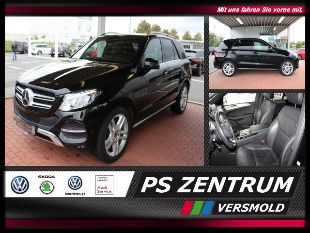 Mercedes-Benz GLE 400 4Matic AHK, Bluetooth Navi LED Klima, Jahr 2018, Benzin