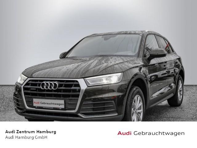 Audi Q5 2,0 TDI quattro S tronic NAVI AHK KAMERA, Jahr 2018, Diesel