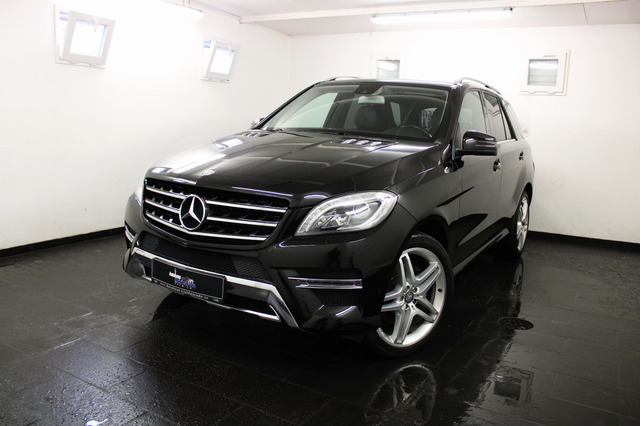 Mercedes-Benz ML 350 CDI BT 4MATIC AMG SDACH|LUFTFAHRW.|COMAND, Jahr 2013, Diesel