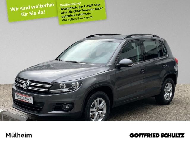 Volkswagen Tiguan 1.4 TSI Klima PDC ALU Trend & Fun, Jahr 2013, Benzin