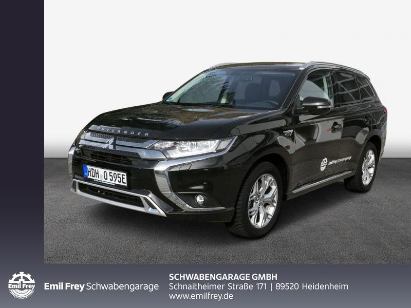 Mitsubishi Plug-in Hybrid Outlander 4WD BASIS Spirit-Paket, Jahr 2019, Benzin