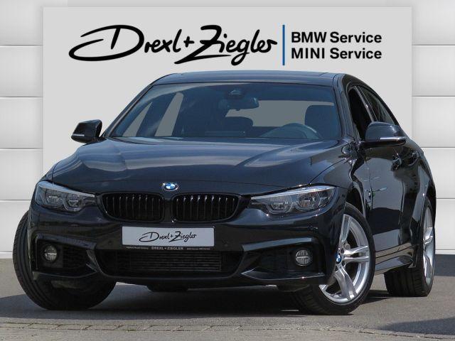 BMW 435d xDrive Gran Coupe M Sport AHK HuD GSD Leder, Jahr 2020, Diesel