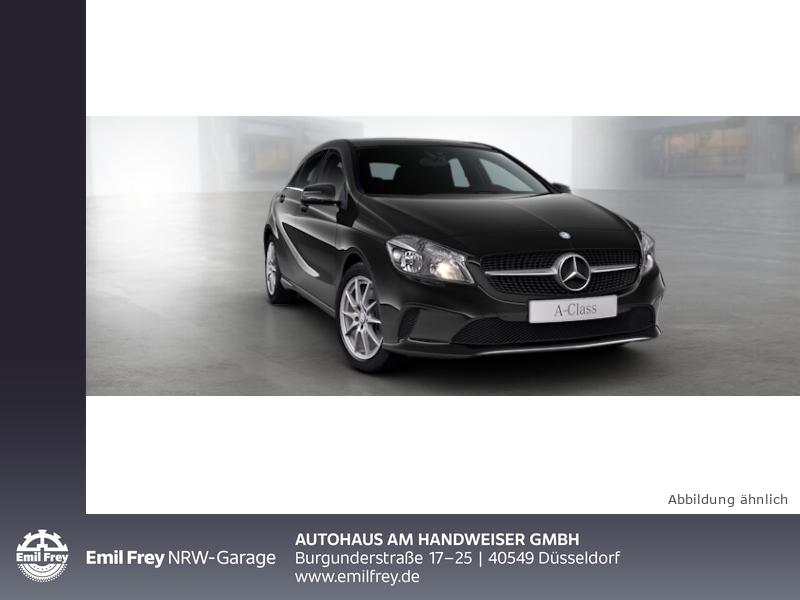 Mercedes-Benz A 200Urban 7G-DCT Automatik (BlueEFFICIENCY) Navi, Jahr 2013, Benzin