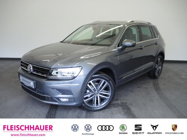 Volkswagen Tiguan Highline 2.0 TDI EU6d-T, Jahr 2020, Diesel