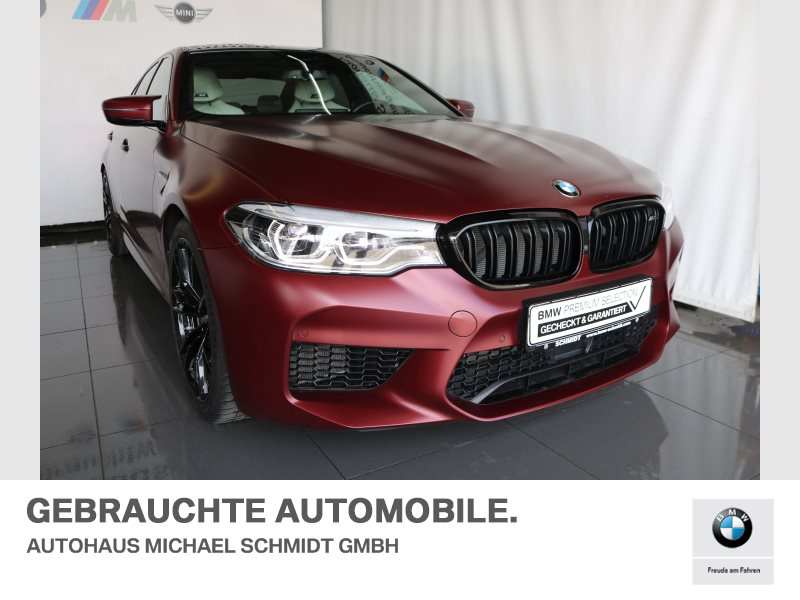 BMW M5 Limousine FIRST EDITION+INDIVIDUAL+CARBON+, Jahr 2018, Benzin