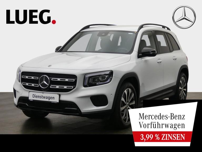 Mercedes-Benz GLB 200 PROGRESSIVE+NIGHT+19''+KAM+NAVI-PREM+LE, Jahr 2020, Benzin