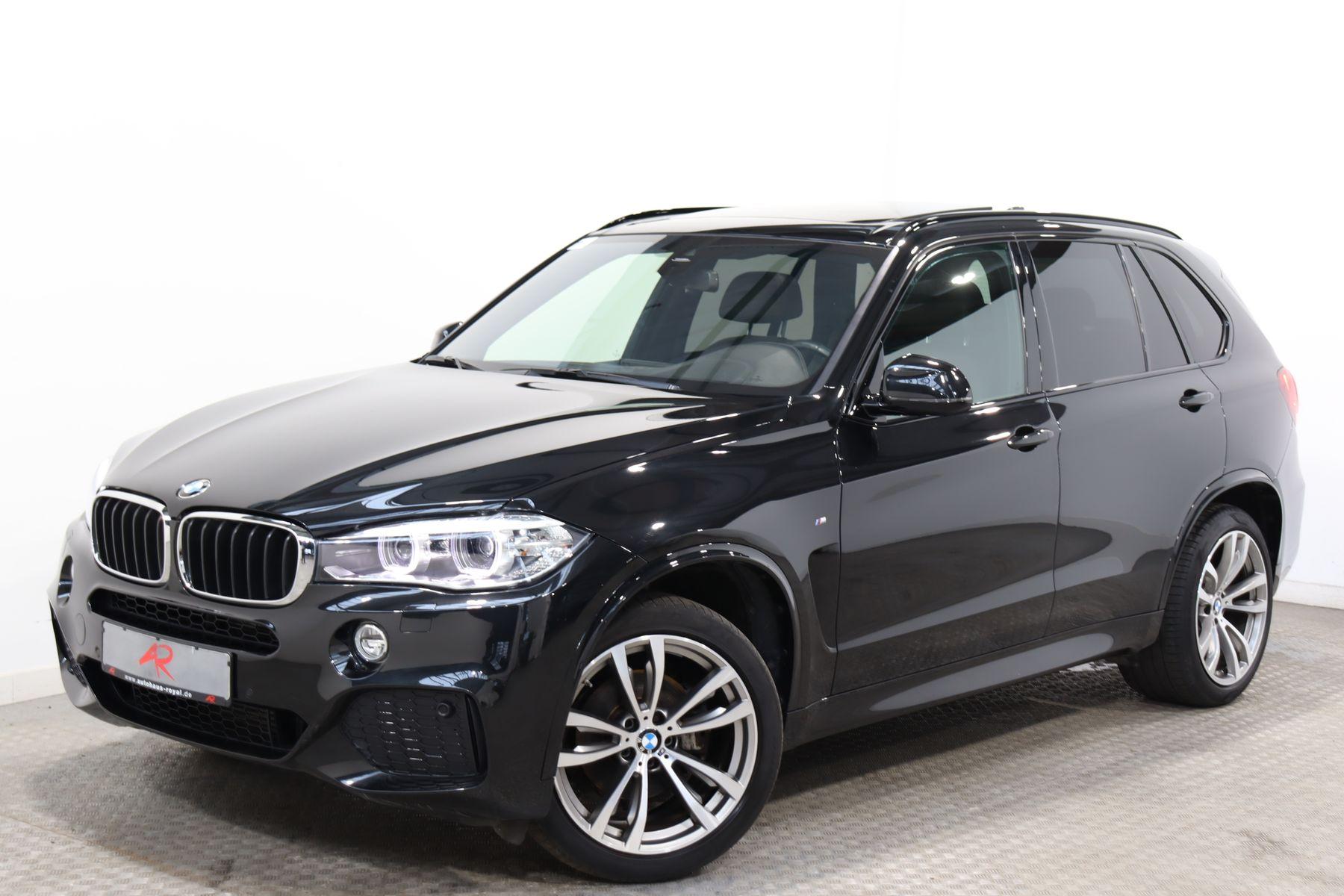 BMW X5 xDrive30d M SPORT 7 SITZE DIG.TACHO,STANDHEIZ, Jahr 2017, Diesel
