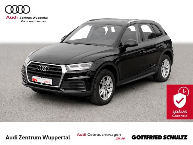Audi Q5 2.0TFSI PANO VIRTUAL LED CONNECT PDC NAVI SHZ F, Jahr 2017, Benzin
