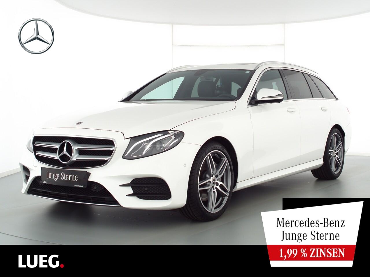 Mercedes-Benz E 300 d T AMG+Navi+SHD+LED-HP+AHK+ParkAss+Kamera, Jahr 2020, Diesel