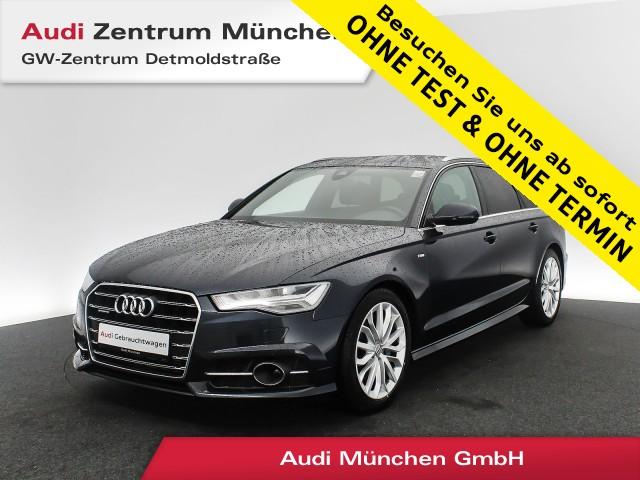"""Audi A6 Avant 3.0 TDI qu. S line 20"""" LED Navi Assistenz Teilleder S tronic, Jahr 2019, diesel"""
