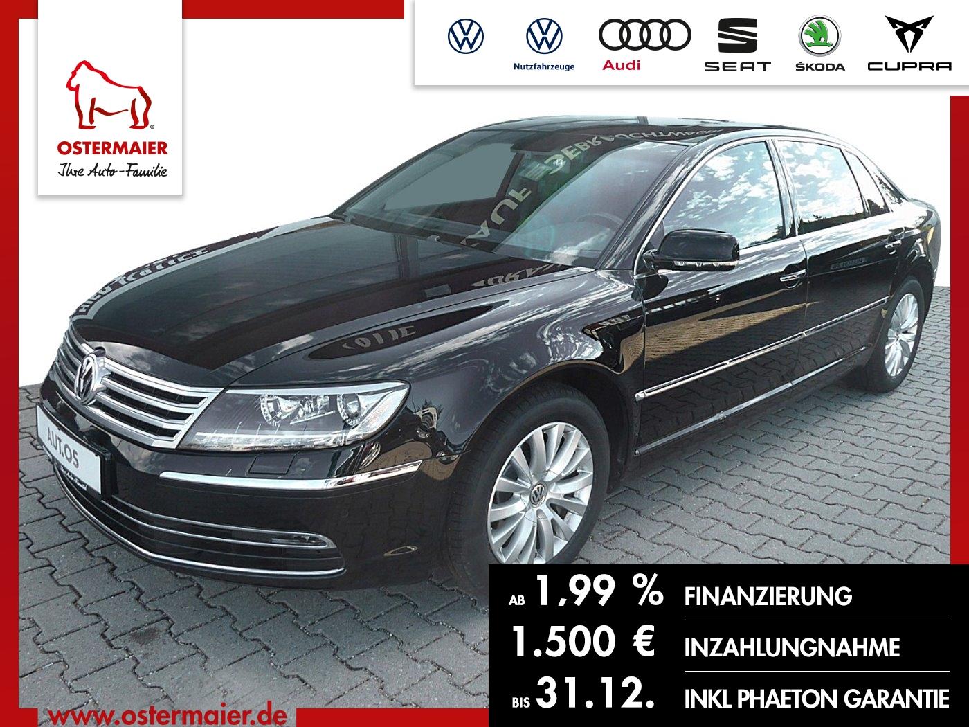 Volkswagen Phaeton LANG 3.0TDI 245PS 5SITZE NP:93tEUR S-DAC, Jahr 2015, Diesel