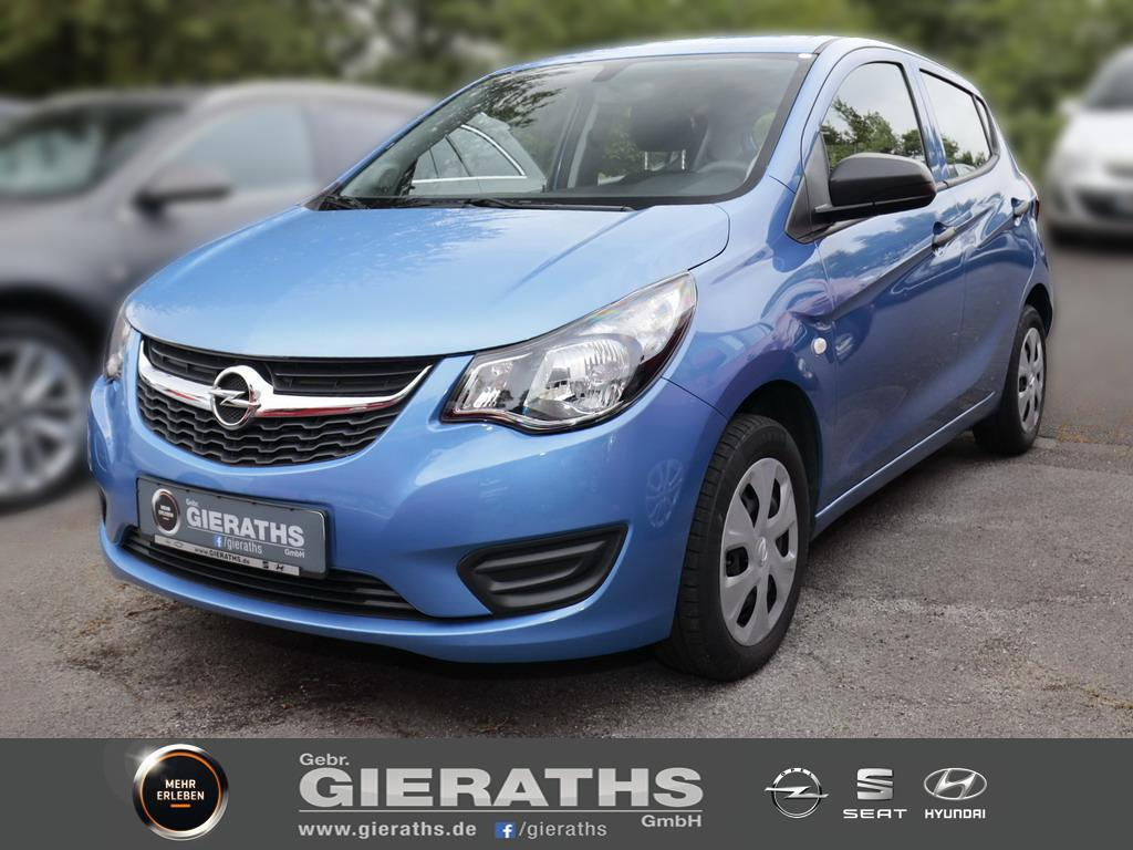 Opel Karl SELECTION 1.0 Cool & Sound-Paket Klima, Jahr 2016, Benzin