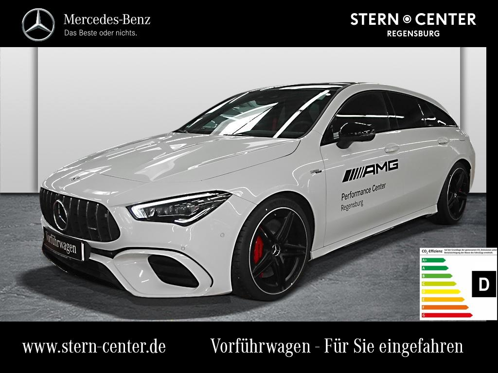 Mercedes-Benz CLA 45 AMG Shooting Brake S+4MATIC+SHOOTINGB+DAB, Jahr 2020, Benzin