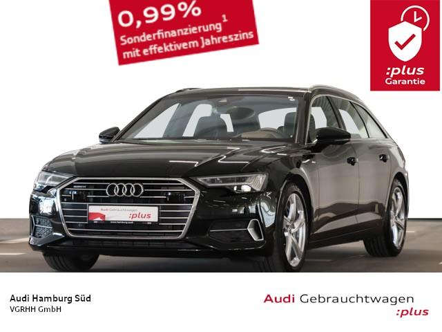 Audi A6 Avant 50 TDI qu. S line HD-MATRIX/PANO/HUD/NACHT, Jahr 2019, Diesel