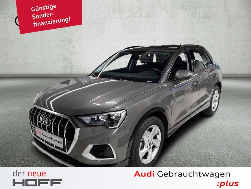 Audi Q3 advanced 1.5 R4110 M6S, Jahr 2021, Benzin