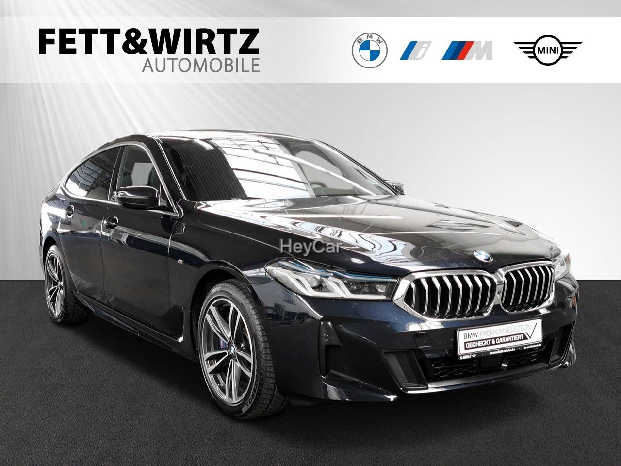 BMW 630 Gran Turismo GT Facelift M Sport DA-Prof. Pano, Jahr 2020, Benzin