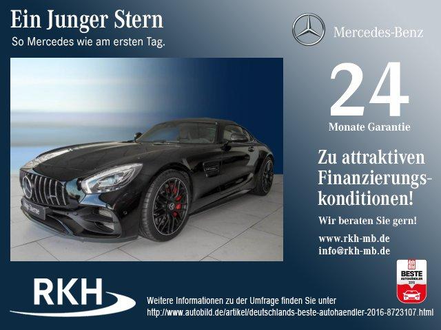 Mercedes-Benz AMG GT C Coupe Carbon/Comand/Pano/Burmester/Kam., Jahr 2017, Benzin