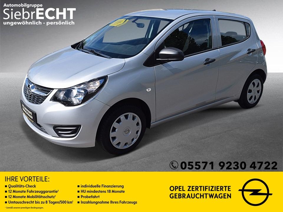 Opel Karl 1.0 Selection*Klimaanlage*uvm., Jahr 2017, Benzin