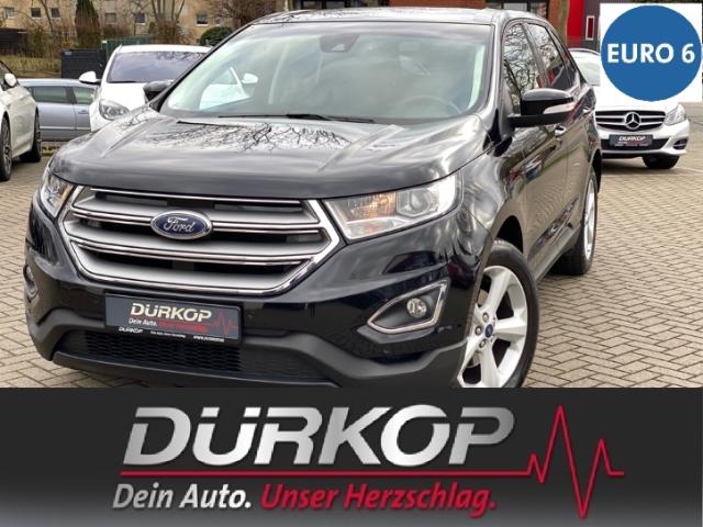 Ford Edge 2.0 TDCI 4x4 Trend AHK SHZ PDC NAVI KLIMAAUTO., Jahr 2016, Diesel