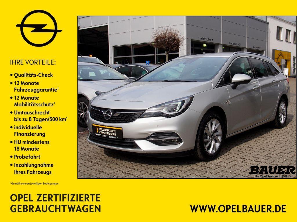 Opel Astra 1.2 Sports Tourer Elegance, Jahr 2020, Benzin