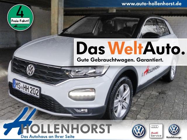 Volkswagen T-Roc 2.0 l BMT TDI Style DSG NAVI 4-MOTION Klima, Jahr 2017, Diesel