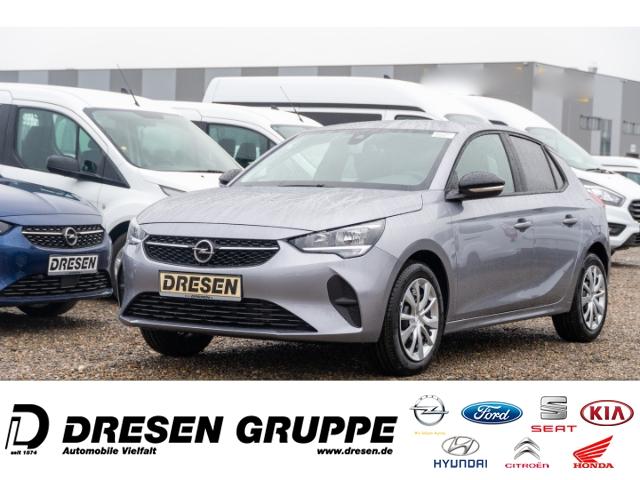 Opel Corsa Edition 1.2 Turbo KLIMA/RADIO BT/PDC/SHZ/LHZ/SICHT-PAKET, Jahr 2021, Benzin