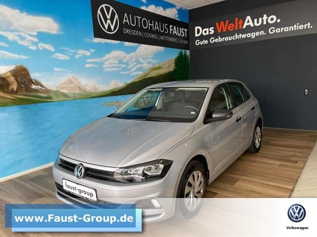 Volkswagen Polo Klima Navi Bluetooth GRA USB, Jahr 2019, Benzin