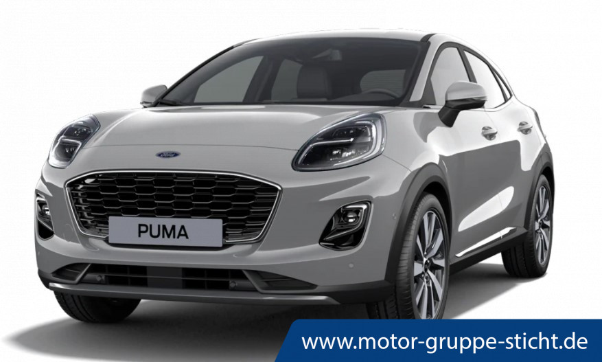 Ford Puma finanzieren