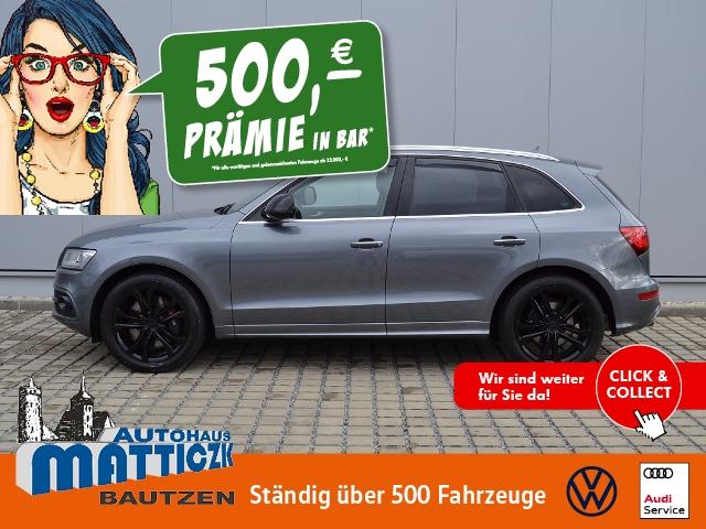 Audi SQ5 3.0 TDI quattro NP:81.670/AHK/SPORT-SOUND/ST, Jahr 2014, Diesel