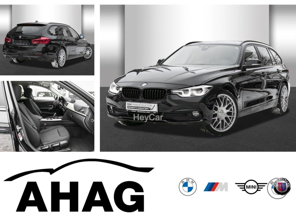 BMW 318d Touring Advantage Innovationsp. Aut. PDC LM, Jahr 2017, Diesel