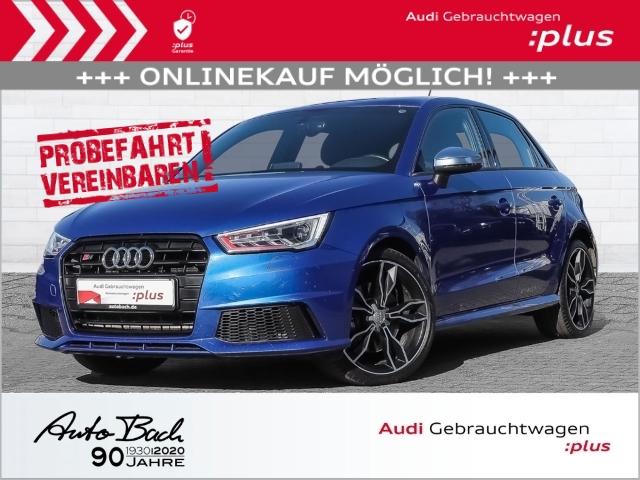 Audi S1 Sportback 2.0TFSI Navi Xenon GRA EPH Klimaautom., Jahr 2016, Benzin