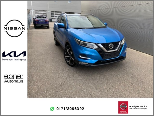 Nissan Qashqai finanzieren