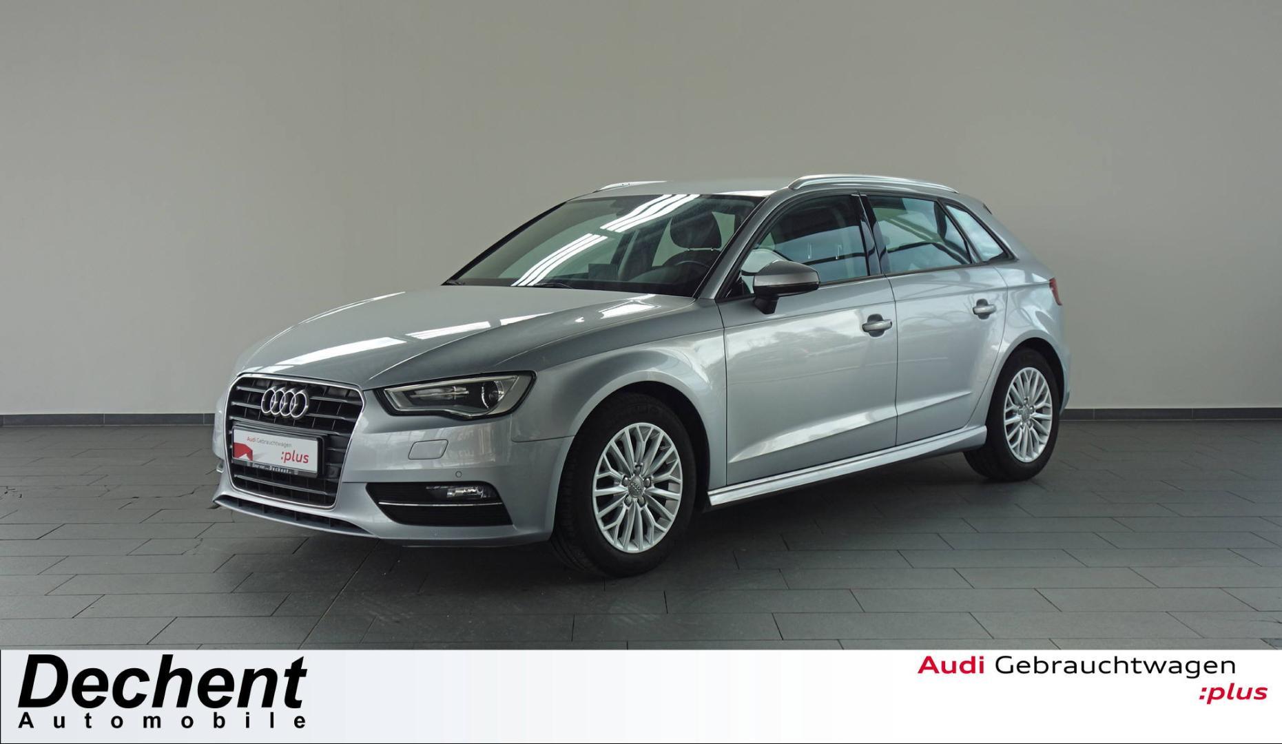 Audi A3 Sportback Attraction 1.6 TDI ultra Navi Plus,, Jahr 2016, Diesel