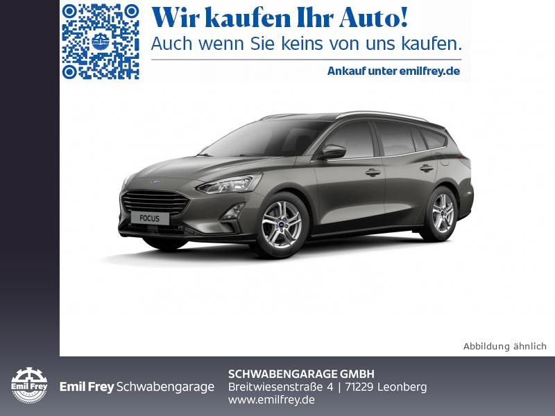 Ford Focus Turnier 1.0 COOL&CONNECT *LED *WINTER-P, Jahr 2020, Benzin