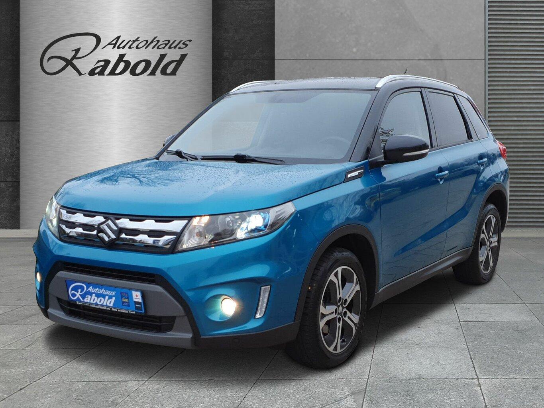Suzuki Vitara 1.6 DDiS Comfort+ 4x2 *TOP* *Scheckheft*, Jahr 2015, Diesel