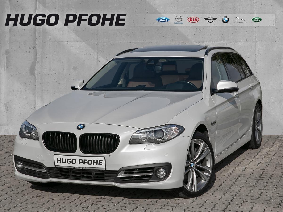 BMW 530d xDrive Touring Aut./ M-Perfomance Kit / B&O, Jahr 2015, Diesel