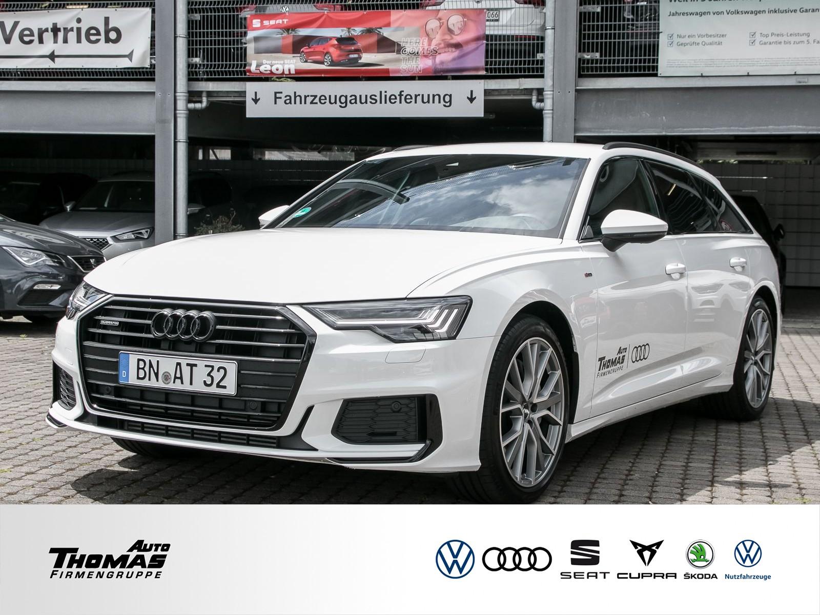 "Audi A6 ""S line"" 3.0 TDI quattro Tiptronic LED+STDHZG, Jahr 2019, diesel"