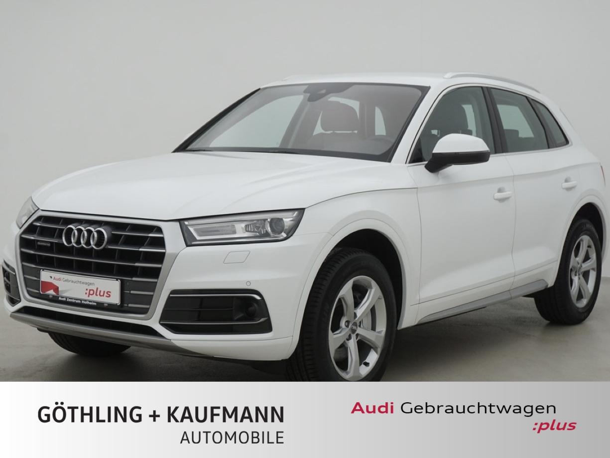 Audi Q5 2.0 TDI qu. S tro. 140kW*ACC+*Kamera*B&O*Xeno, Jahr 2017, Diesel