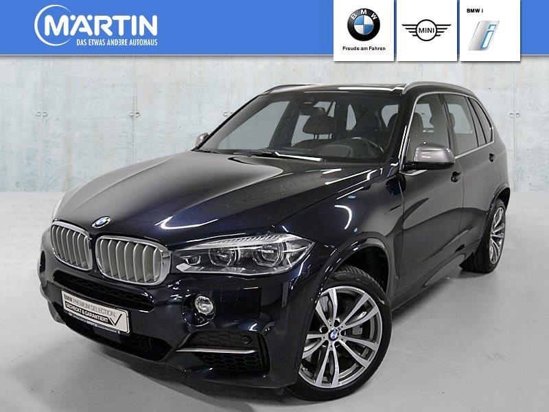 BMW X5 M50d M Sportpaket *Head-Up*HK HiFi*LED*RFK*, Jahr 2016, Diesel