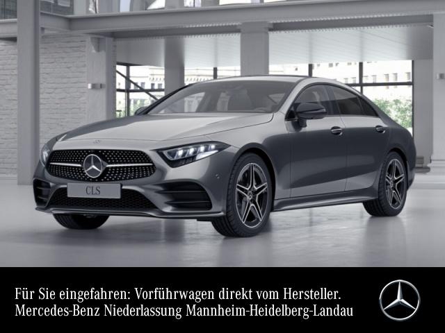 Mercedes-Benz CLS 400 d Cp. 4M AMG WideScreen 360° Burmester, Jahr 2019, diesel