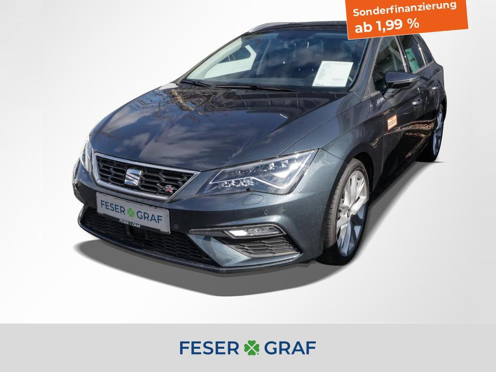 Seat Leon ST FR 1.5 TSI ACT 110kW LED/ACC/Navi/BEATS, Jahr 2019, Benzin