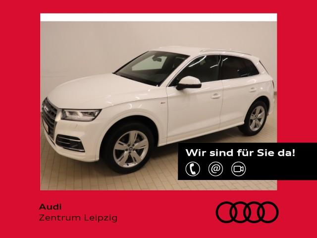 Audi Q5 2.0 TDI sport quattro *S line*Businesspaket*, Jahr 2018, Diesel